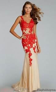 jovani red lace prom dress 2016-2017 | B2B Fashion