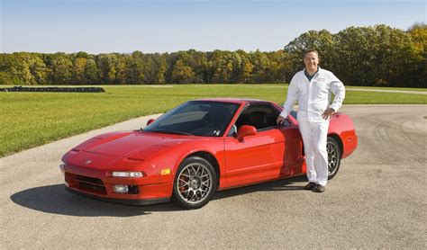 image ted klaus and the original acura nsx size 1024 x