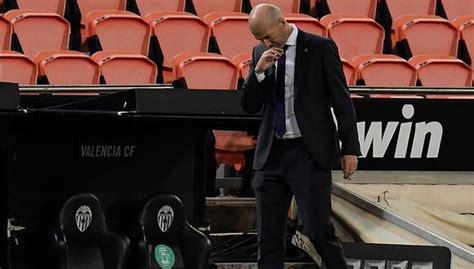 Real Madrid vs. Villarreal: Zinedine Zidane se mostró ...