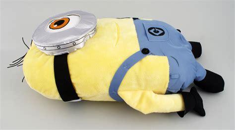minion pillow pet despicable me minion plush stuart pillow xlarge 22 quot minion