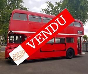 Garage En Anglais : v ritable bus anglais vendre ~ Medecine-chirurgie-esthetiques.com Avis de Voitures
