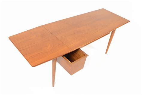 danish modern drop leaf table danish modern mid century teak drop leaf coffee table with