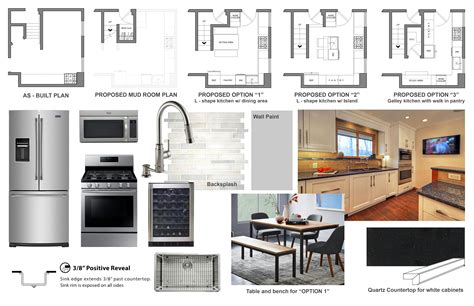 Design Board by Interior Designer Kitchen Design Moodboard Decorilla