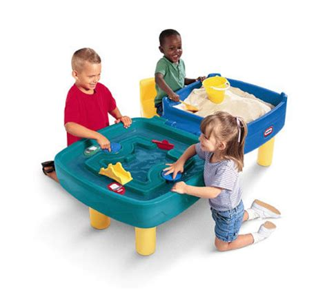 fisher price water table little tikes easy store sand and water table t104032