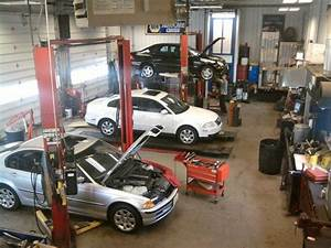 Interior Shop Photo Advanced Auto Clinic - Advanced Auto