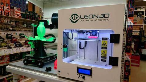 Leroy Merlin Introduce Las Impresoras 3d De La Mano De Leon 3d