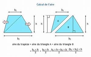 Calcul Volume Litre : calculer l 39 aire d 39 un trap ze ~ Melissatoandfro.com Idées de Décoration