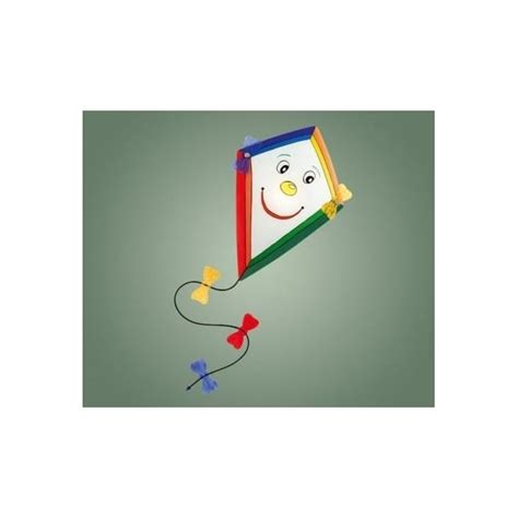 eglo 87639 jeff smiling coloured character kite childrens wall light or ceiling light