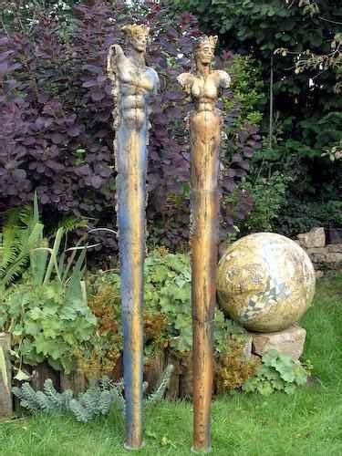Skulpturen Im Garten by Frau Susanna Springt Ins Wasser Kunst Im Garten Am Teich Und P