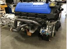 Ford Mustang Boss 302 V8 Engine Swap for a Scion FRS