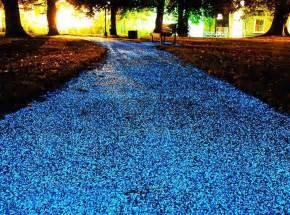 Glow in the Dark Pavement