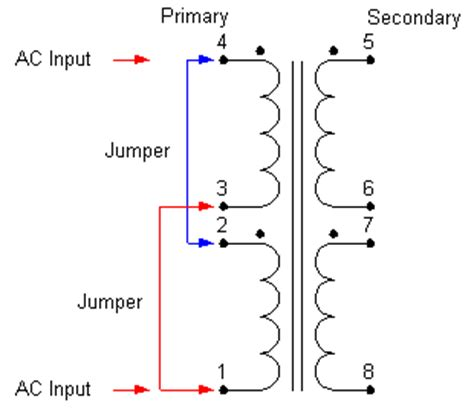 Basic Transformer Hook Data Hammond Mfg