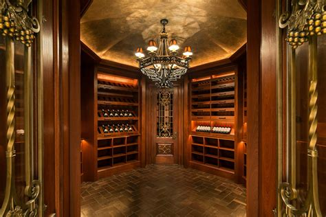 Wine Cellar : 5 Luxury Homes With Exquisite Wine Cellars