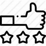 Rating Icon Premium Flaticon Icons