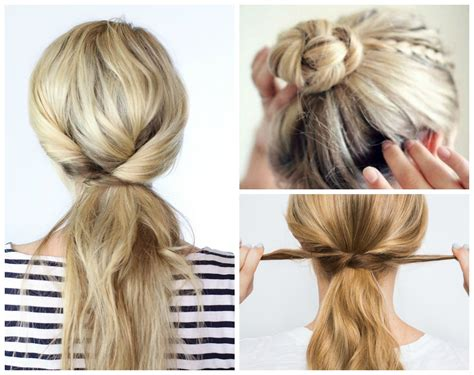 8 Beyond Easy 5 Minute Hairstyles for Those Crazy Busy