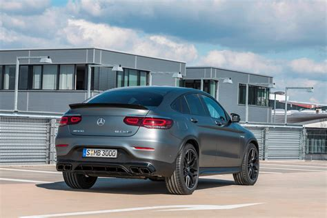 Gallery of 95 high resolution images and press release information. 2021 Mercedes-AMG GLC 63 Coupe: Review, Trims, Specs, Price, New Interior Features, Exterior ...