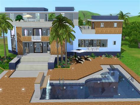 Sims 3 Häuser Zum Nachbauen  Die Neuesten