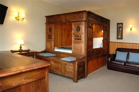 décoration chambre bretonne