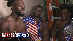 The New Day reflect on a special first for Xavier Woods after winning: July 23, 2017 - YouTube
