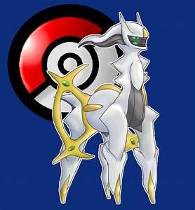 Arceus the Creator Pokemon 2