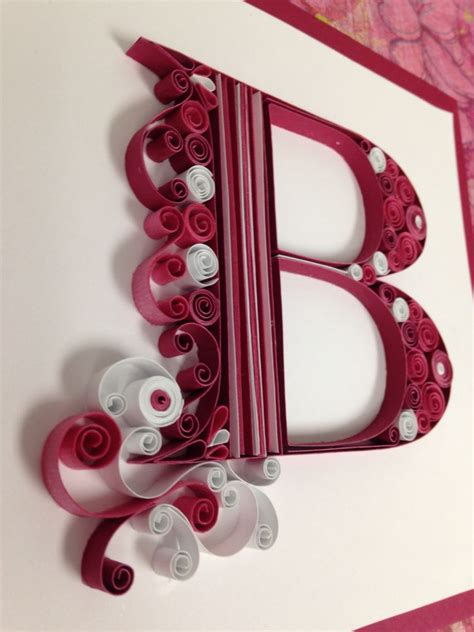 letter  quilling quilling  amy pinterest quilling