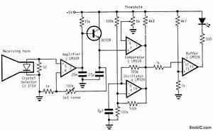 One Chip Radar Detection Circuit