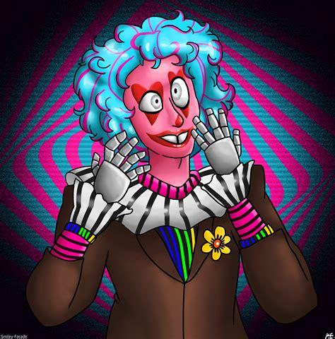 I made some Blah Blah the clown fanart : BrandonRogers