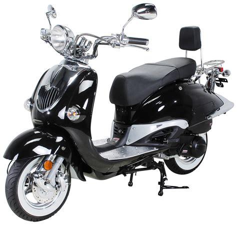 elektro roller 125 eleganter retro classic scooter 4 cruise 125 ccm miweba gmbh