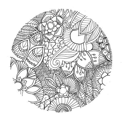 zen coloring disney coloring pages