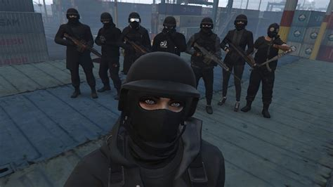 Gta 5 Online Crew Vs Crew Rip Mwpc Crew