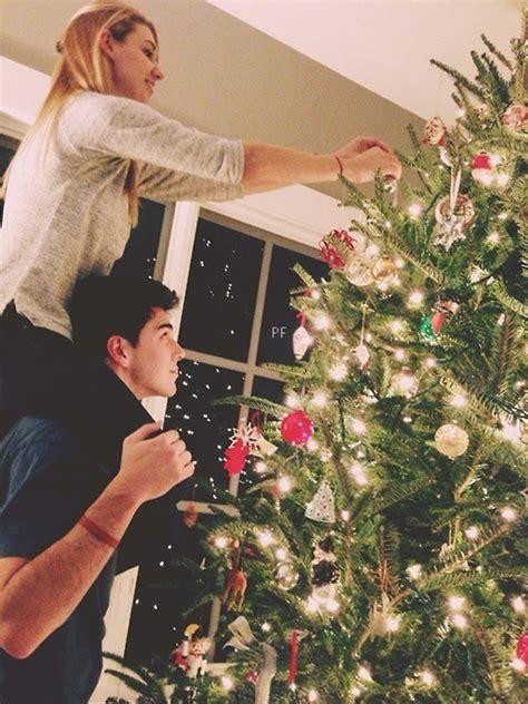 romantic christmas tree lights homemydesign