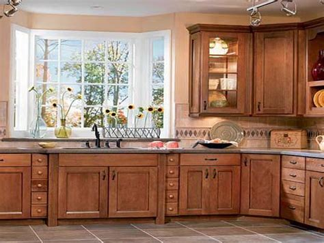kitchen ideas with oak cabinets miscellaneous kitchen design with oak cabinets