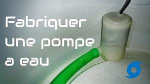 Fabriquer Une Fontaine Sans Pompe : fabriquer une pompe eau second mod le youtube ~ Melissatoandfro.com Idées de Décoration