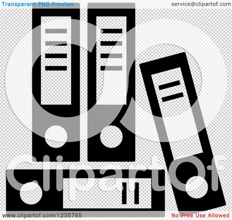 binder clipart black and white clipart of a black and white binder office icon royalty