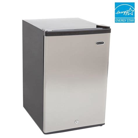 Whynter 21 Cu Ft Upright Freezer With Lock In Stainless