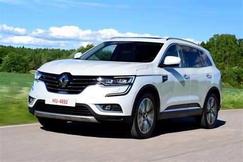 renault koleos 2017 new renault koleos 2017 review auto express