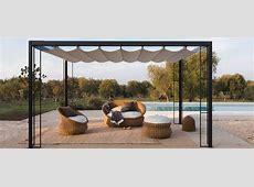 Pergola kits garden & patio Modern italian design