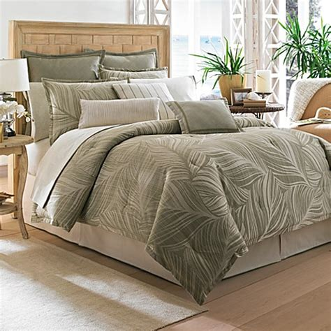 tommy bahama 174 montauk drifter comforter set bed bath