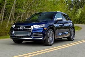 Audi Sq5 2018 : 2018 audi sq5 first drive young love motortrend ~ Nature-et-papiers.com Idées de Décoration