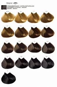 Loreal Majicontrast Colour Chart Majirel L 39 Oreal Professionnel Fondamentali Hair Color