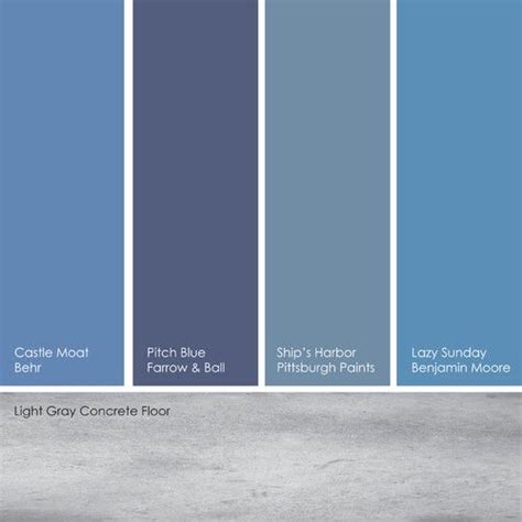 suggested true blue paint picks you can go with a pure