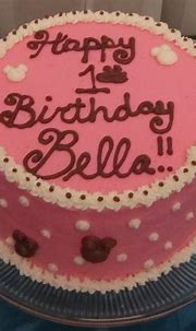 Simply Cookies: Happy 1st birthday my Bella Luna!!!