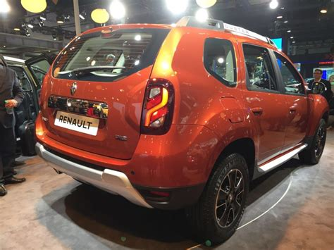 renault india renault duster facelift india price specifications amt