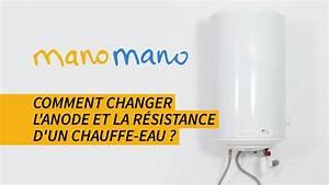 Changer Un Chauffe Eau : changer l 39 anode d 39 un chauffe eau changer la r sistance d ~ Dailycaller-alerts.com Idées de Décoration