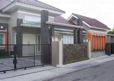 gambar desain rumah minimalis modern gambar desain
