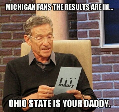 Ohio State Michigan Memes - 334 best images about osu girl to the core on pinterest ohio state michigan football season