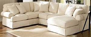 Creative ways to cover linen sectional sofa loccie for Large scale sectional sofa