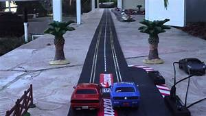Rc Slot Cars Heads Up Drag Racing
