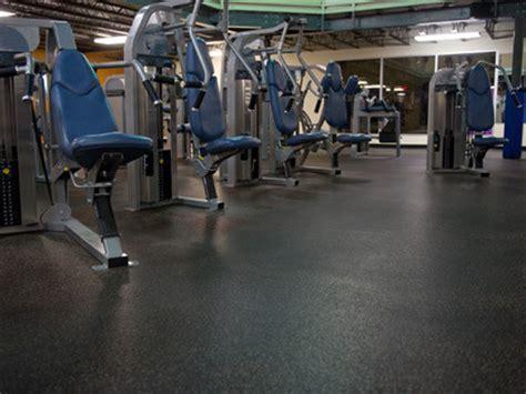 Interlocking Rubber Gym Floor Tiles    GarageFlooringLLC.com