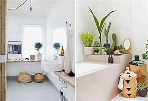 Decoration De Salle De Bain : deco salle de bain maison en bois deco interieur maison email ~ Teatrodelosmanantiales.com Idées de Décoration